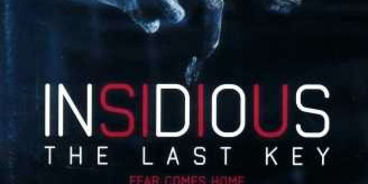 1080p Insidious: The Last Free Dual Blu-ray