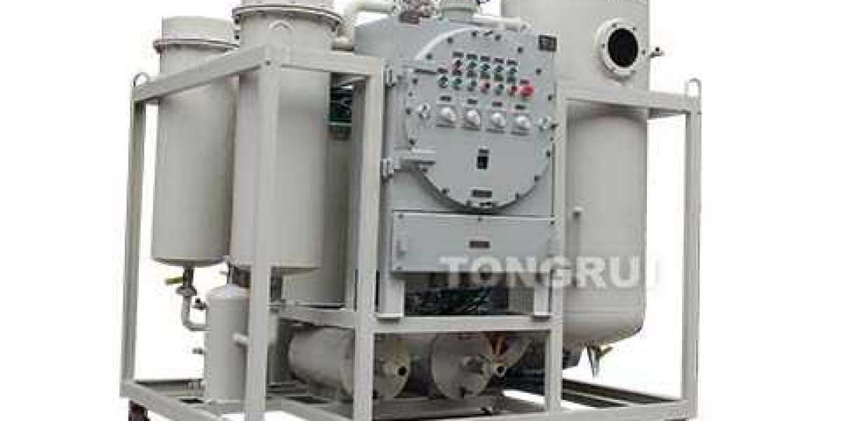 Description of turbine oil purifier