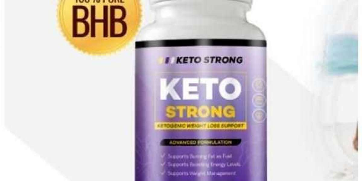 Keto Storng Adamari Lopez Is Essential For Your Success. Read This To Find Out Why