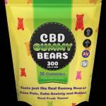 UK Green CBD Gummy Bears