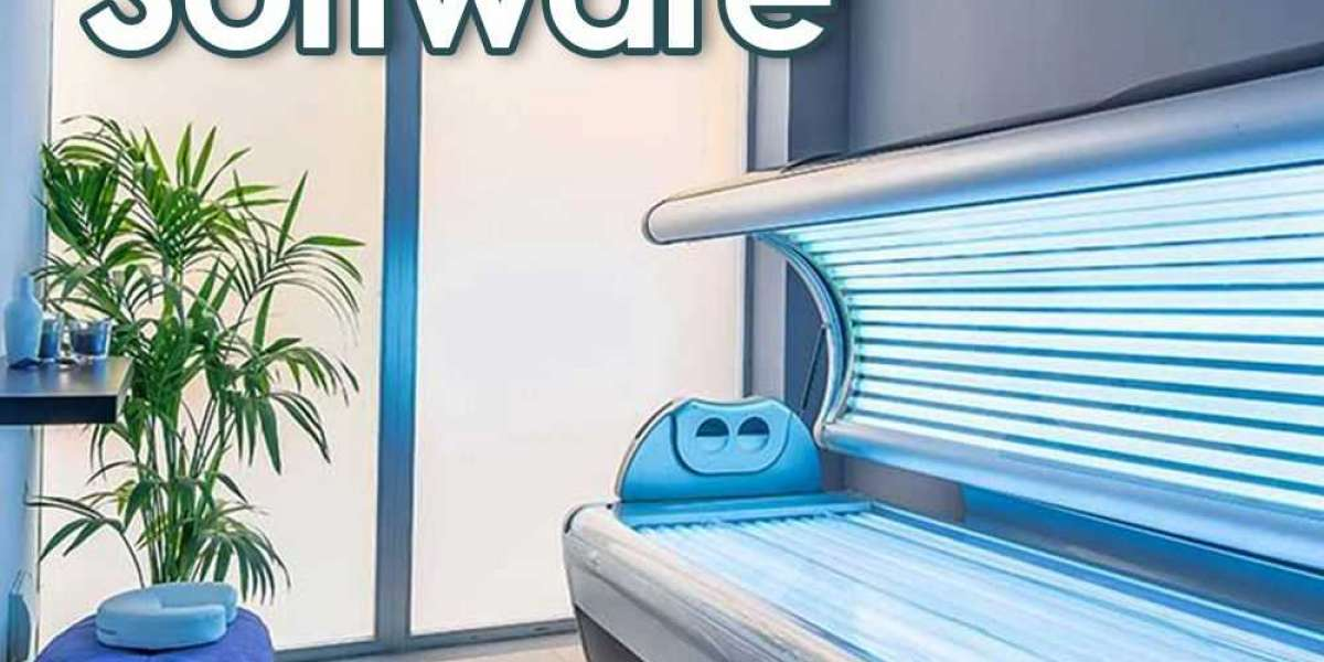 Describe the Working of Tanning Salon Software?